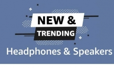Amazon New & Trending Headphones & Speakers
