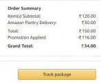 Amazon Pantry Products @ Rs.1 ( New Deals Added )