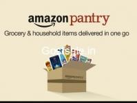 Amazon Pantry upto 50% off + Free upto Rs. 1000 Amazon Pay Balance