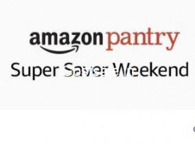 Amazon Pantry upto 50% off + Rs. 150 Cashback on Rs. 1000, Rs. 500 Cashback on Rs. 2000