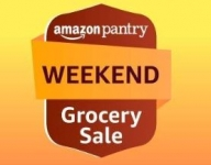 Amazon Pantry upto 50% off + Upto Rs. 150 Cashback + 10% off on Rs. 1500