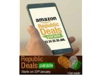 Amazon Republic Deals Parade – 23rd Jan – 26th Jan 2015 Sale