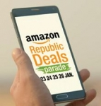 Amazon Republic Deals Parade – Republic Day Sale 23rd – 26th January