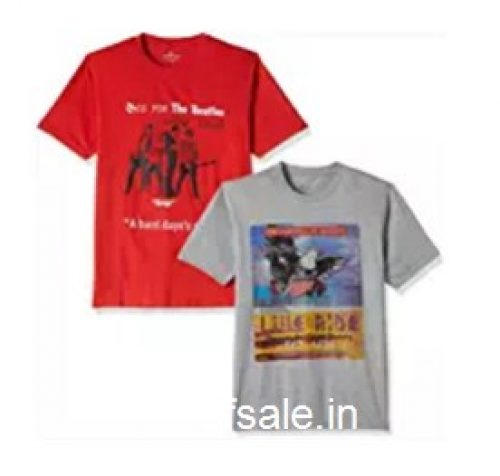 Amazon Steal Deal Cloth Theory Men 39 S T Shirt Pack Of 2