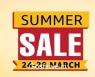 Amazon Summer Sale 24 – 28 March – Best Deals on Televisions,Ac,Refrigerators & More