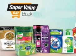 Amazon Super Value Day – 1st & 2nd of Every Month : 1st December – 2nd December