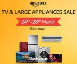 Amazon TVs & Large Appliances Sale – Best Deals on Tvs & Large Appliances