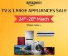 Amazon TVs & Large Appliances Sale – Best Deals on Tvs & Large Appliances