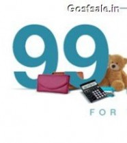 Amazon The 99 Store : Amazon 99 Store : Amazon 99 Deals – Offers @ Rs.99