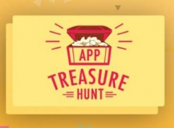 Inside a null Set &On your bed – Preheat–>Sift–>Combine–> : Amazon App Treasure Hunt 4:30 Clue Ans