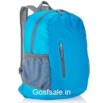 AmazonBasics Ultra thin Foldable Day Pack Light Blue, 35L @ Rs.449 – Amazon India