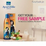 [Andhra Pradesh] Free Parachute Advanced Ayurvedic Hair Oil 45ml Sample