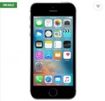 Apple iPhone SE 32GB Rs. 4390 (Exchange) or Rs. 19990 – FlipKart
