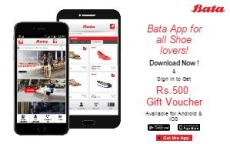Bata 500 off on 501 – Rs.500 Off on Rs.501 Coupon