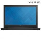 Best i3 Laptop Under Rs.25k : Dell Inspiron 354234500iBU @ Rs. 22990 – FlipKart