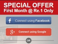 BigFlix 1 Rupee Offer – BigFlix Re.1 Offer – Bigflix free trial