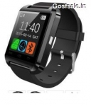 Bingo U8 Smart Watch Rs. 549 – Flipkart : Smartwatch Under Rs.500 – Cheapest Smartwatch in India
