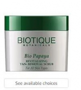 Biotique Beauty Products 25% off or more from Rs. 116 – Amazon