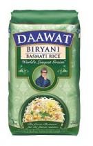 Daawat Biryani Basmati Rice 1Kg Rs. 179, 5Kg Rs. 970 – Amazon
