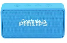 Philips Portable Bluetooth Speakers BT64 Rs. 1049 – FlipKart