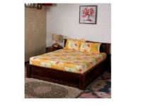 Bombay Dyeing Bedsheets upto 47% off + 30% off + 1% off  – PepperFry