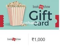 BookmyShow Voucher Discount : Flat 20% off on Bookmyshow Voucher