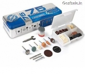 Bosch-Dremel Corded 3000 N/10 with 75 Free Accessories (Grey) @ Rs.5099 – Amazon