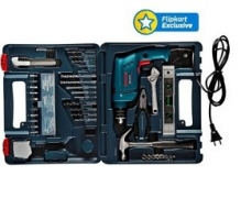Bosch GSB 500 RE Kit Power & Hand Tool Kit (92 Tools) Rs.2799 – Flipkart