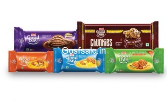 Britannia Good Day Party Pack Worth Rs.200 @ Rs.98 – Snapdeal