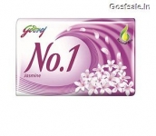 Buy 3 Get 2 on Godrej No.1 Soap 100gm @ Rs.68 – Amazon