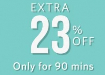 Clothing, Footwear & Accessories 50% off or more + 23% off on Rs. 1799 – Myntra