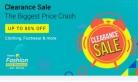 Clothing, Footwear & Accessories Buy 1 Get 2 Free – Flipkart