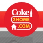Coke2Home Rs. 49 off on Purchase of Rs. 99