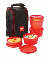 Cello Kingstone 4 Container Lunch Pack Rs. 487 – Amazon