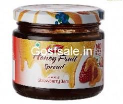 Dabur Honey Fruit Spread 370gm @ Rs. 149 – Amazon