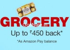 Daily Home Needs upto 50% off + upto Rs. 550 Cashback – Amazon