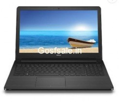 Dell Inspiron Core i3 – (4 GB/500 GB HDD/Linux) Z565103UIN9 3558 Notebook @ Rs.21990