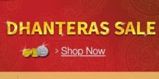 Dhanteras Offers – 28 October Offers – Dhanteras Sale Online