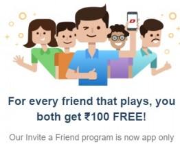 Download Dream11 Pro Invite Code | Dream 11 Invite Code – Get Rs.100 Signup Bonus
