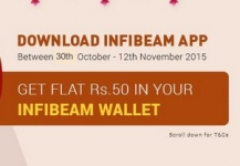 Download Infibeam app and get Rs 50 in wallet – Infibeam Free Rs.50