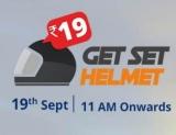 Droom Helmet Offer – Droom Helmet at Rs.19 – Droom Helmet Offer 19th September – Helmet @ Rs. 9 – Droom