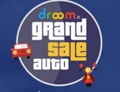 Droom Rs.9 Sale – Droom Grand Auto Sale – Everything @ Rs.9  : 30th May Sale