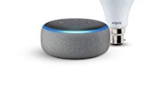 Echo upto 60% off from Rs. 1999 – Amazon