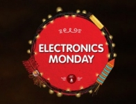 *Live* Snapdeal Electronics Monday Offers : Snapdeal Electronics Monday Sale
