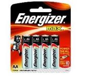 Energizer Battery x 8 Rs.99 – Amazon India