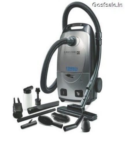 Eureka Forbes Trendy Steel Vacuum Cleaner Rs 6350