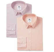 Ex by Excalibur Men's Formal Shirt Pack of 2 Rs. 400 – Amazon