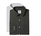 Ex by Excalibur Men's Formal Shirt (Pack of 2) @ Rs.400 – Amazon India