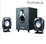 F&D 2.1 Multimedia Speakers F203G Rs. 1039 – Amazon