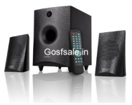 F&D F210X 2.1 Bluetooth Speakers @ Rs. 1569 – Amazon